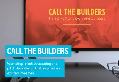 Call The Builders Pitch Design Design
