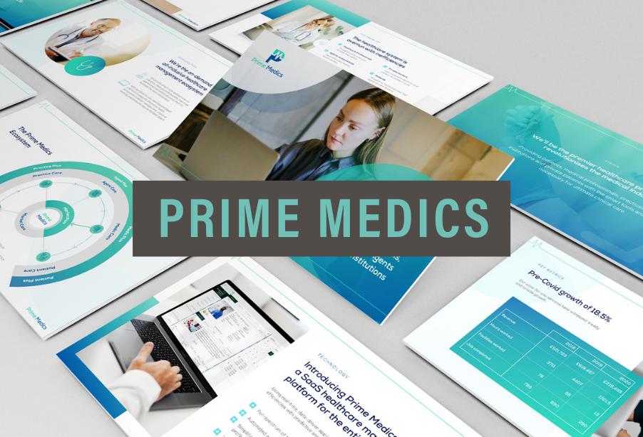 Robot Mascot | Prime Medics | Portfolio